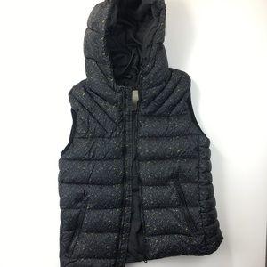 Zara Boys Speckled Vest Size 13/14
